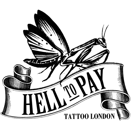Hell To Pay Tattoos Tattoo Salon In Camden Town