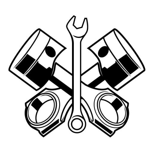 Engine Swap Depot Cricut Piston Tattoo, Engine