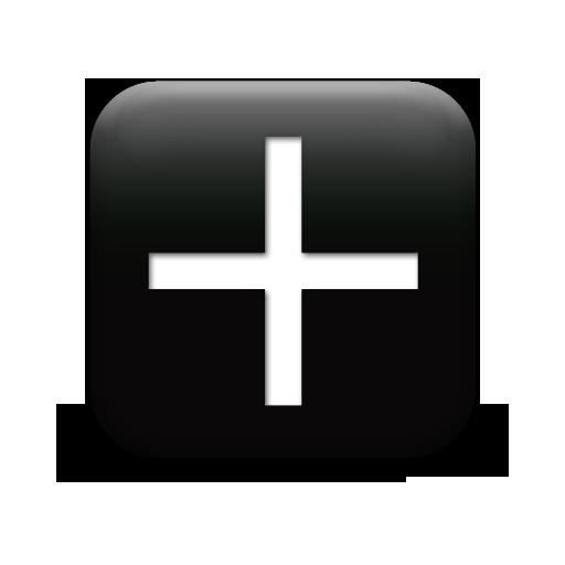 Lucinda Plus Sign Icon Icons Etc Clip Art
