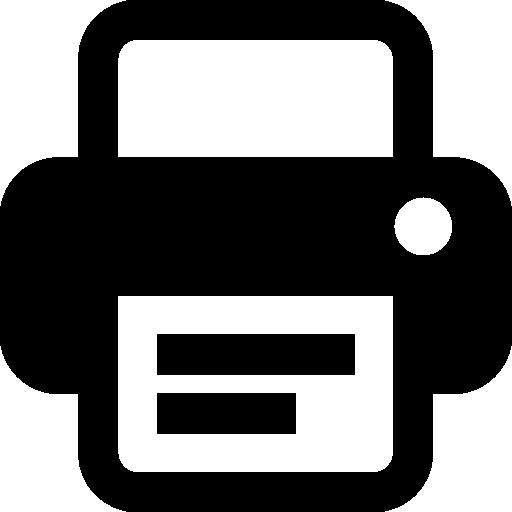 Very Basic Print Icon Windows Iconset