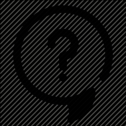 Ask, Bubble, Mark, Qampa, Question, Quiz Icon