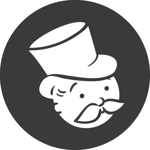 Monopoly Grey Icon