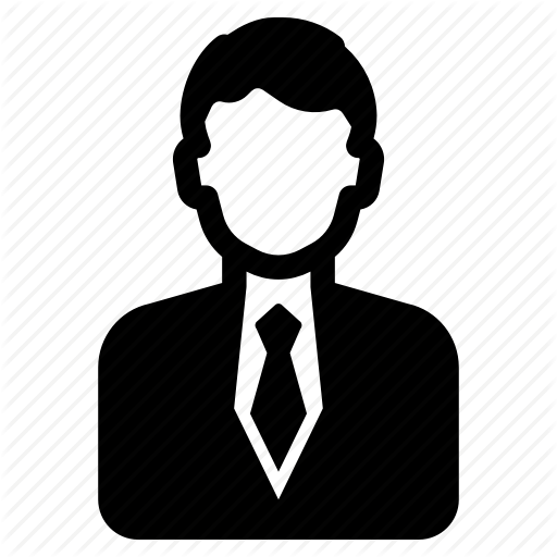 Boss, Business, Corporate, Counselor, Formal, Man, Suit Icon