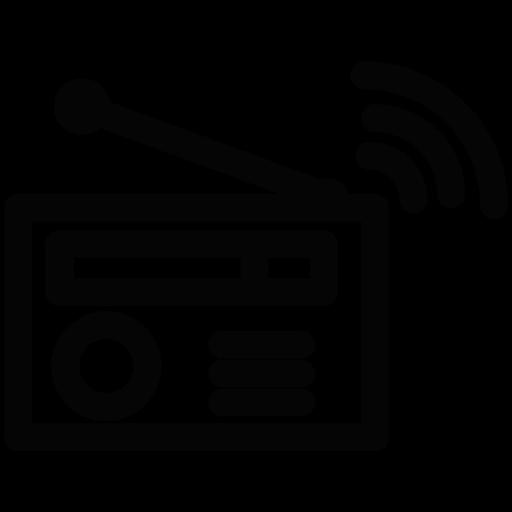 Download Radio Sound On,on,song,sound,sound On,speaker Icon