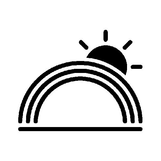 Rainbow Icon Free Icons Download