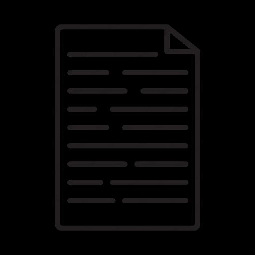 Download Copy,pen,sentence,duplicate,page Icon Inventicons