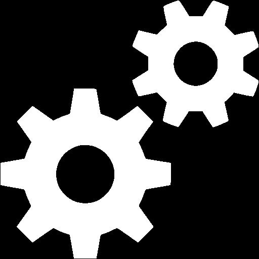 White Services Icon