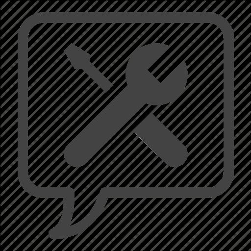 Communication, Maintenance, Request, Seo, Service, Setup Icon