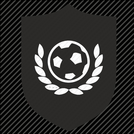 Club, Football, Shield, Sport Icon