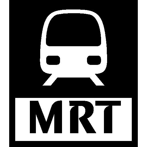 Singapore Metro Logo Icons Free Download