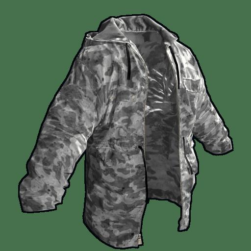 Snowcamo Jacket Rust Wiki Fandom Powered