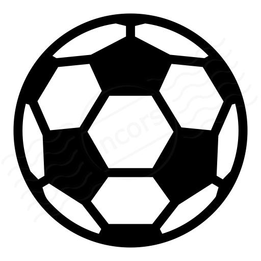 Iconexperience I Collection Soccer Ball Icon