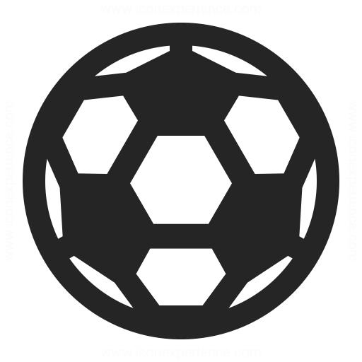 Soccer Ball Icon Iconexperience