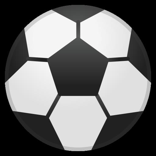 Soccer Ball Icon Noto Emoji Activities Iconset Google