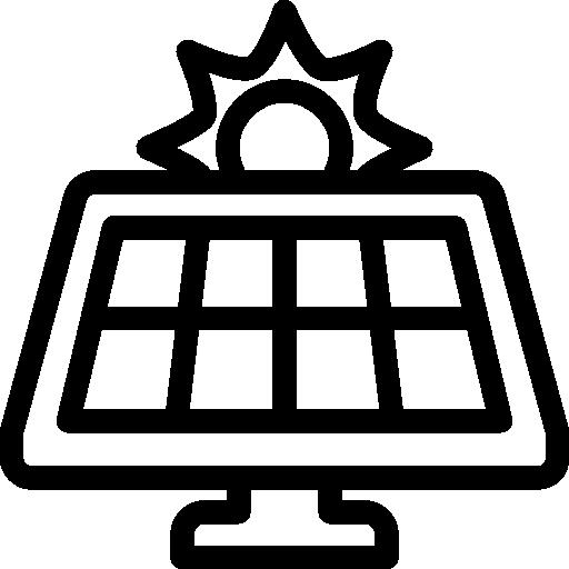 Industry Solar Panel Icon Ios Iconset