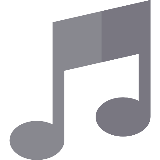 Music Player, Song, Musical Note Icon