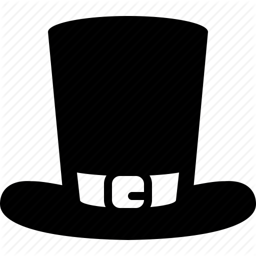 Fedora, Hat, Leprechaun, Patrick, St Patricks Day, Stpatricksday Icon