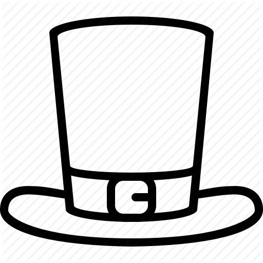 Hat, Leprechaun, Patrick, St Patricks Day Icon