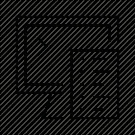 Computer, It, Standard Icon