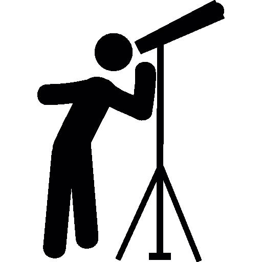 Telescope Icons