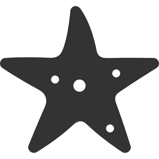 Starfish Icon Free Of Windows Icon