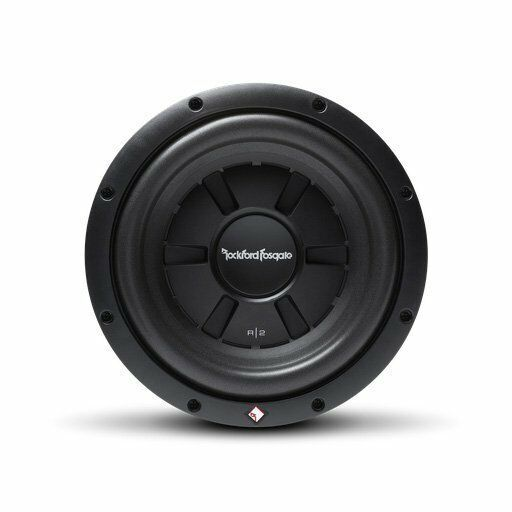 Rockford Fosgate Prime Shallow Subwoofer Ohm