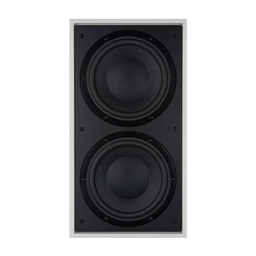 Bampw In Wall Subwoofer Hi Fi Centre