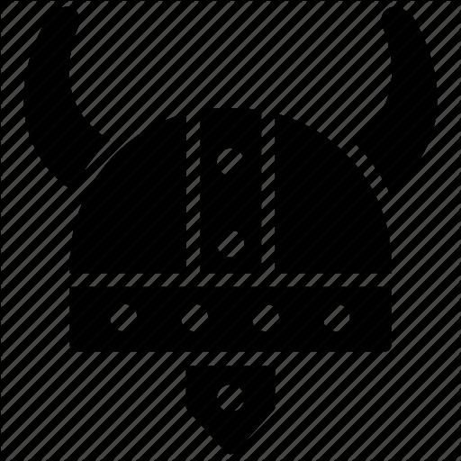 Horned Helmet, Scandinavian, Viking Element, Viking Helmet