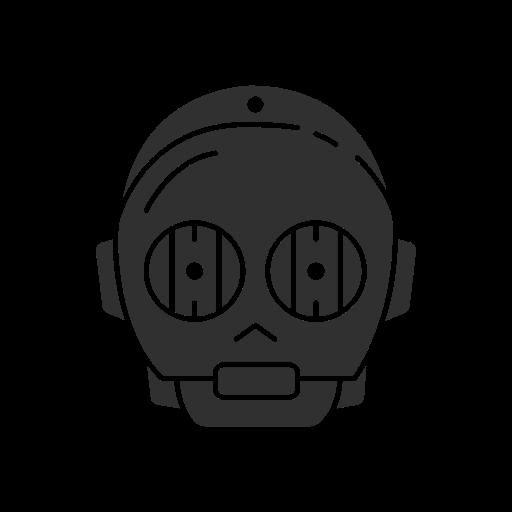 Robot, Starwars Icon