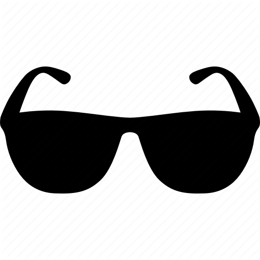 Eyeglasses, Eyewear, Glasses, Protective, Shades, Sun, Sunglasses Icon