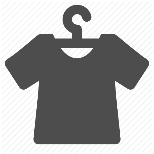 Clothes Hanger, Shirt, Shopping, T Shirt Icon