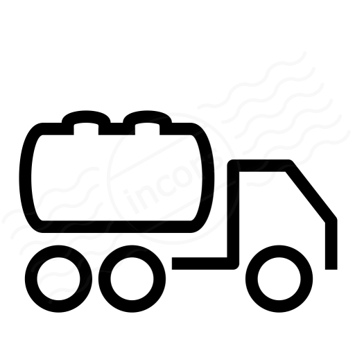 Iconexperience I Collection Tank Truck Icon