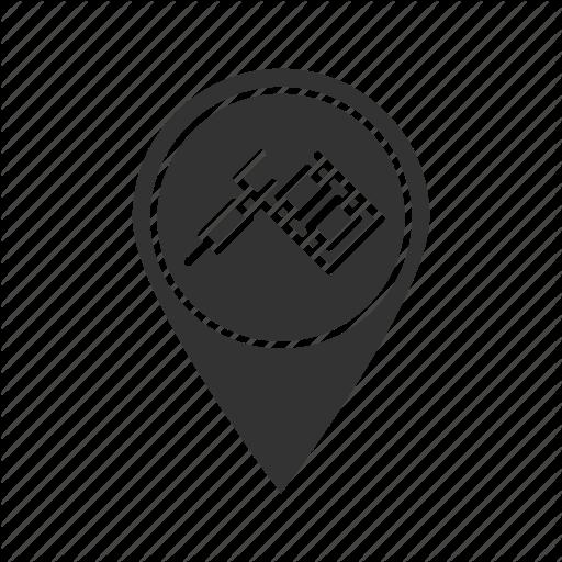 Geolocation, Location, Navigator, Piercing, Pin, Tattoo, Tattooing