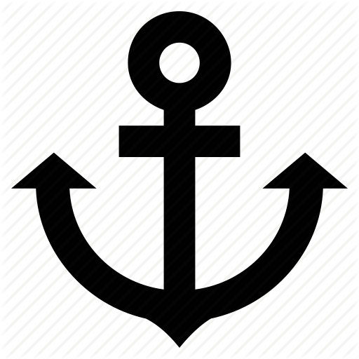 Anchor, Boat Anchor, Sailor Anchor, Sailor Tattoo Icon