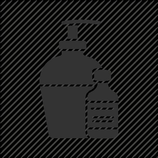 Bottle, Cosmetic, Cream, Hygiene, Liquid, Lotion, Skincare Icon