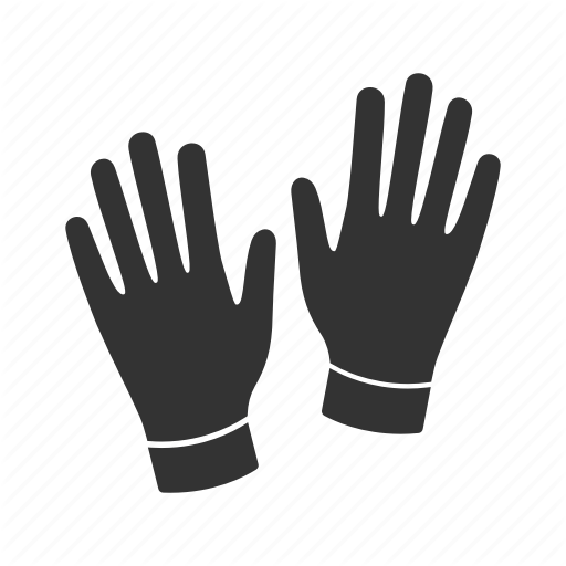 Clothes, Glove, Gloves, Hand, Handwear, Medical, Protection Icon