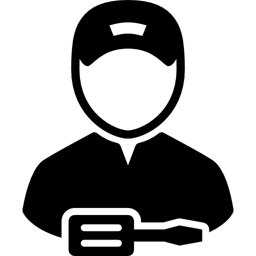 Mechanical Engineer Icon Technical Support Freepik
