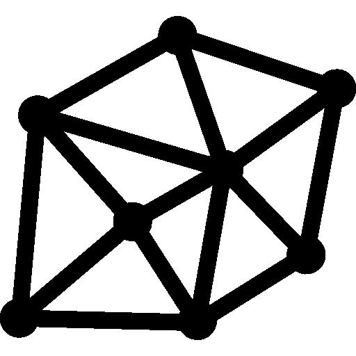 Network Square Icon Technical Service Freepik