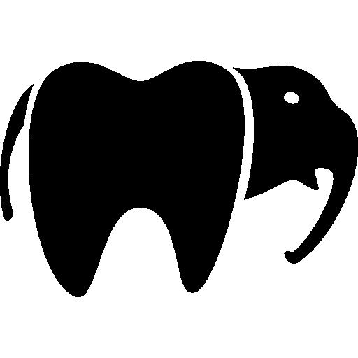 Hathi Dental Logo Icons Free Download