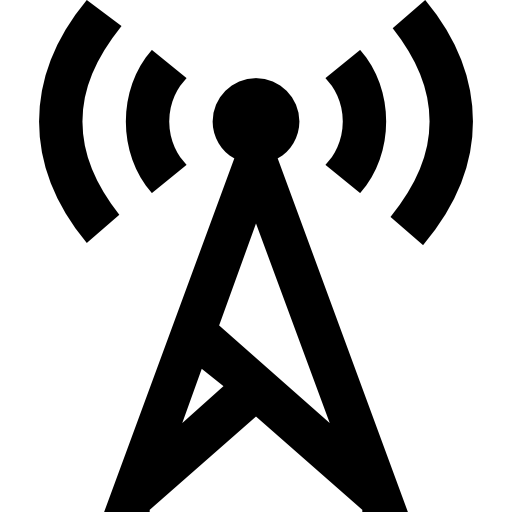 Wireless Antenna Icons Free Download