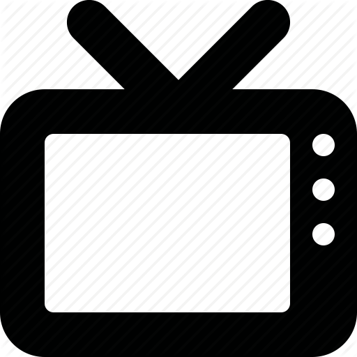 Channel, Media, Television, Tv Icon