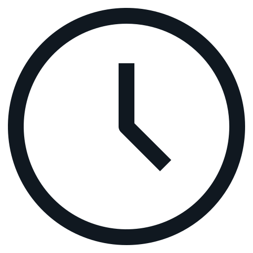 Clock, Hour, Ticker, Time, Times Icon Free Of Basic Ui