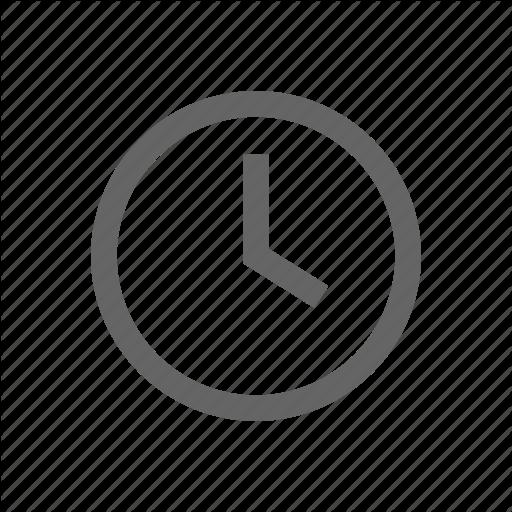 Clock, Hour, Ticker, Time, Timepiece, Timer, Watch Icon