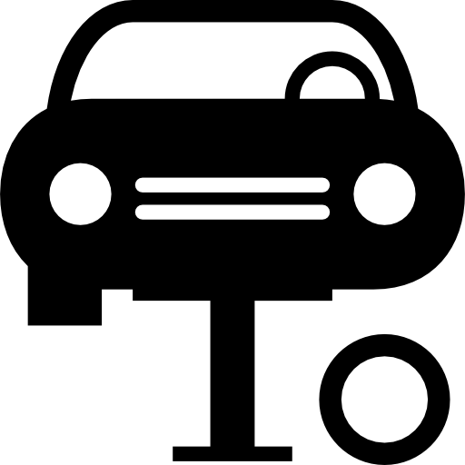 Car Maintenance Changing Tire Icons Free Download