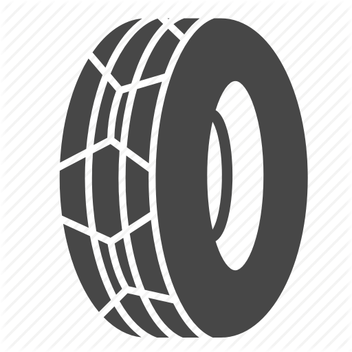 Chains, Part, Snow, Tire, Tyre, Wheel Icon
