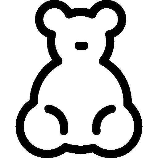 Baby Bear Toy Icon Baby Pack Freepik