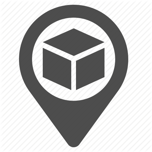 Delivery, Gps, Package, Tracker, Tracking Icon