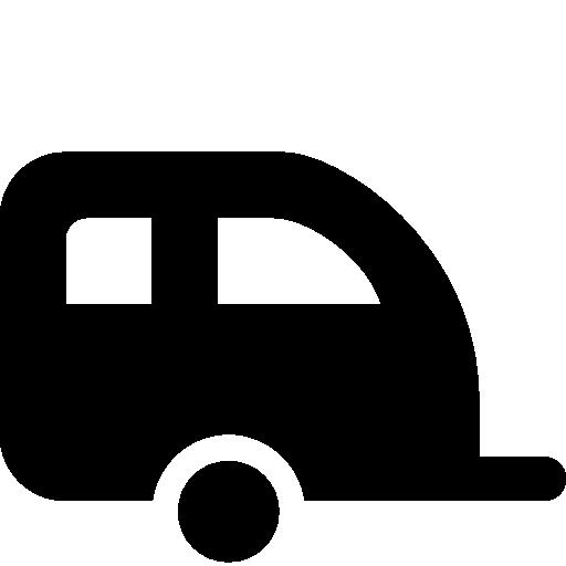 Transport Trailer Icon