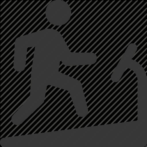 Exercise, Fitness, Sport, Treadmill Icon