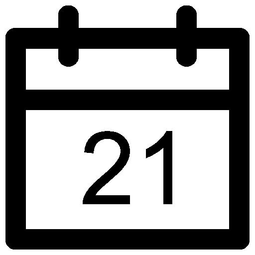 Schedule, Calendar, Task, Time Icon